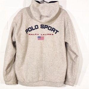 Polo By Ralph Lauren Polo Sport Fleece Jacket